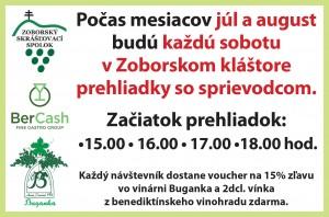 INZERAT zoborsky klastor UPD