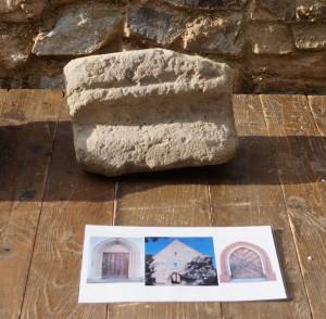 Opracovaný kamenný článok (2)