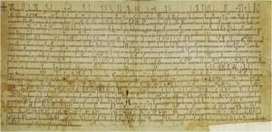 1 Zoborská listina z roku 1111