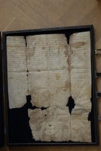 3 Zoborská listina z roku 1113