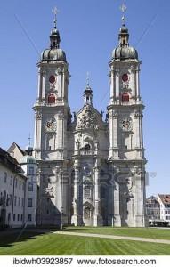 7 Opátstvo sv. Havla v st. Gallen (Wikipedia)