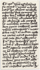 1 Maurova legenda napísaná medzi rokmi 1064 – 1070 (zdroj M. Samuel)