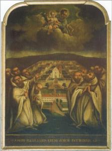 1 Oltárny obraz z hlavného oltára Kostola sv. Jozefa