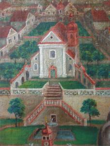 2 Detail z oltárneho obrazu