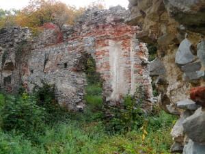 5 Ruina kostola sv. Jozefa. Stav v roku 2013